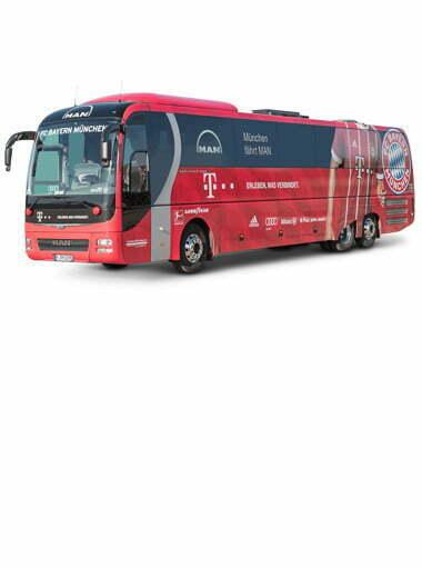 Sportteambus